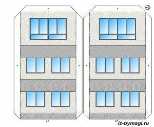Архитектура из бумаги – Госпиталь